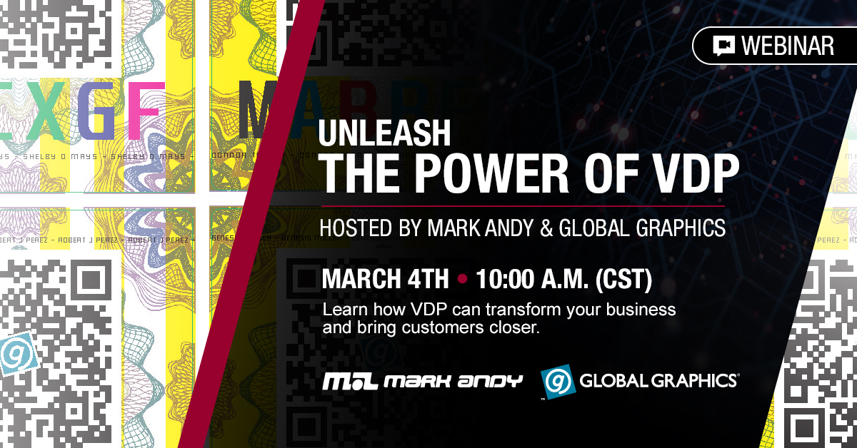 Unleash the Power of VDP webinar 4th March at 10:00 AM CST