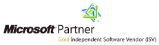 Microsoft Partner; Gold Software Vendor (ISV)